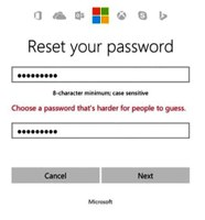 Microsoft 'impedirà' password banali